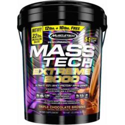 Mass-Tech Extreme 2000 (22 Lbs)