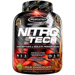 NitroTech Performance Series (4 lbs) -  40 servings