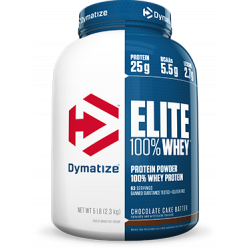 Elite Whey Isolate (5 Lbs)