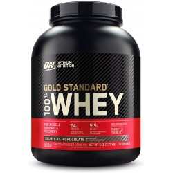 Gold Standard 100% Whey (5 lbs) - 70++ servings