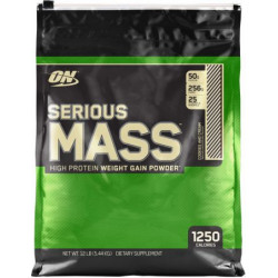 ON SERIOUS MASS (12 lbs) - 16 servings