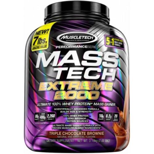 Mass-Tech Extreme 2000 (7 Lbs)