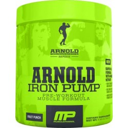 Iron Pump (30 Servings)