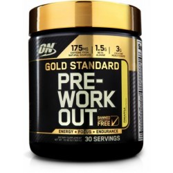 Gold Standard Pre-Workout (30 Servings)