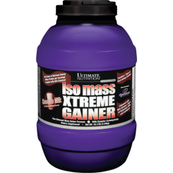 ISO Mass Xtreme Gainer (10.11 Lbs)